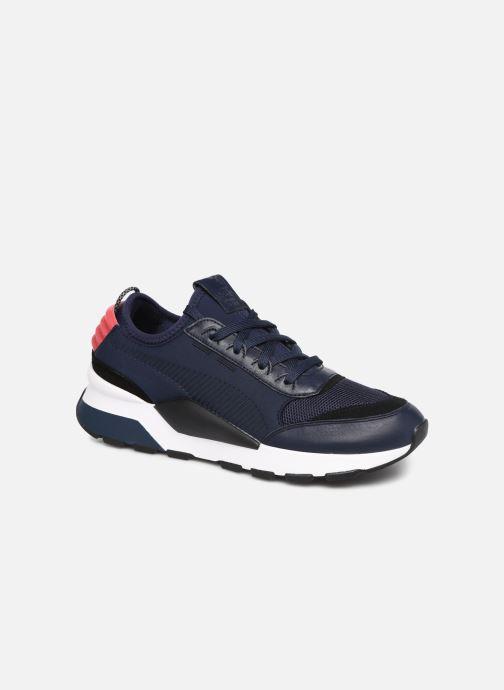 Sneakers Puma Rs-0 Core Blå detaljeret billede af skoene