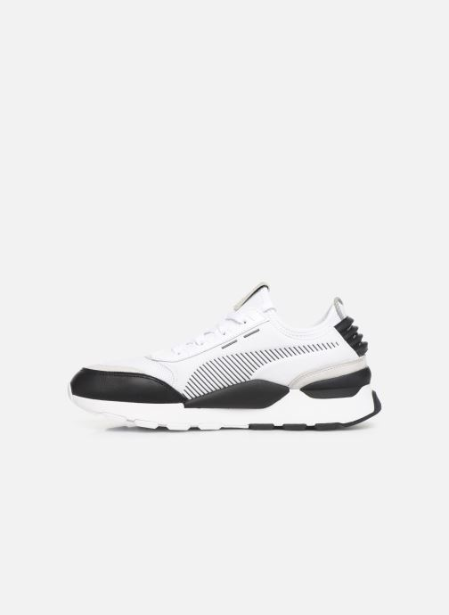 Trainers Puma Rs-0 Core White front view