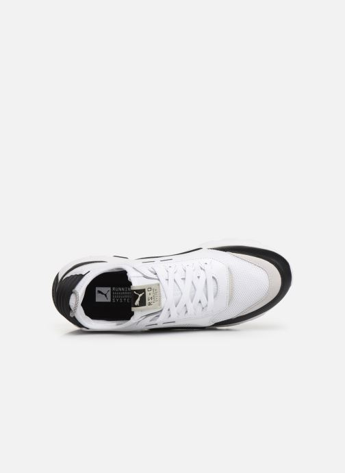 Trainers Puma Rs-0 Core White view from the left