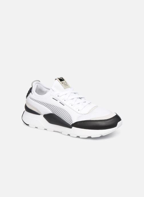 Sneakers Puma Rs-0 Core Hvid detaljeret billede af skoene
