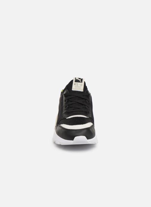 Baskets Puma Rs-0 Core Noir vue portées chaussures