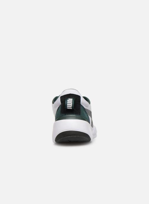 Sneakers Puma Zeta Suede Hvid Se fra højre