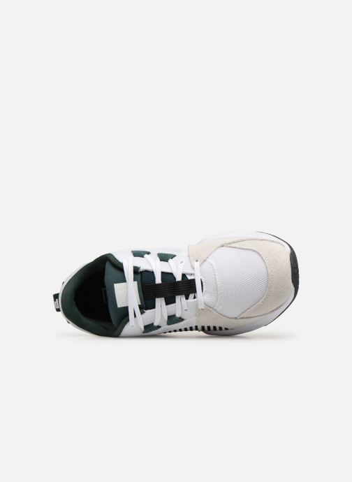 Sneakers Puma Zeta Suede Hvid se fra venstre