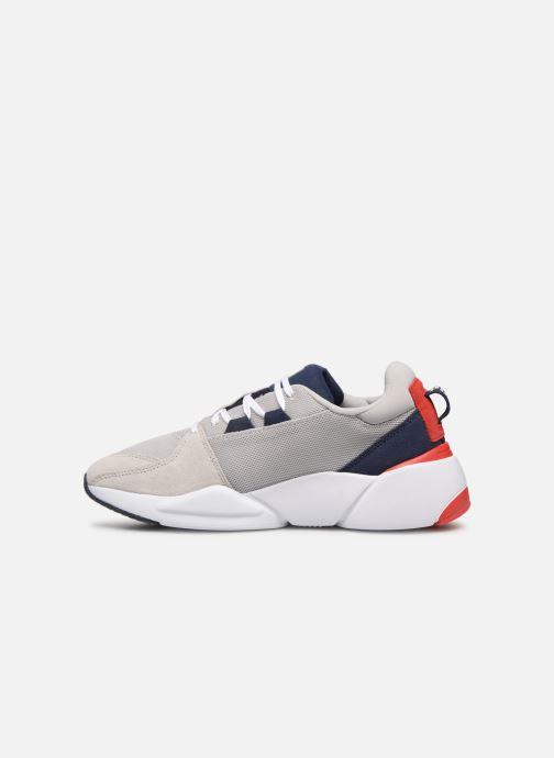 Sneakers Puma Zeta Suede Grå se forfra