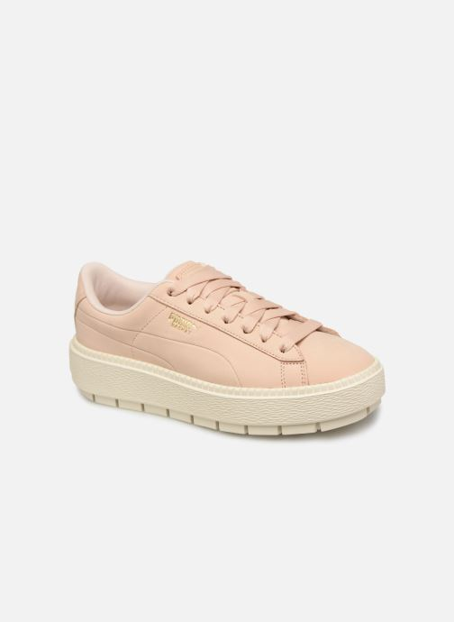 Sneaker Puma Platform Trace Soft rosa detaillierte ansicht/modell