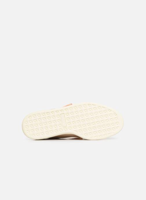 Sneakers Puma Basket Heart Soft Roze boven