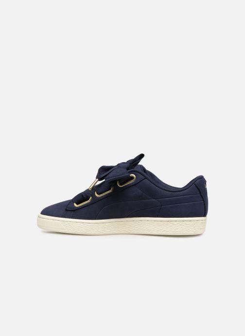Puma Basket Heart Soft (blau) Sneaker bei (350744)