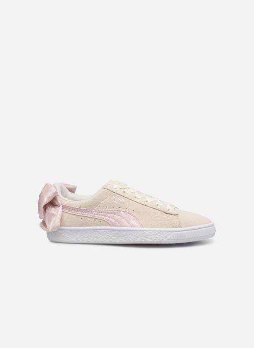 Marshmallow pale Suede Bow Baskets Pink Hexamesh Puma eDbWH2YIE9