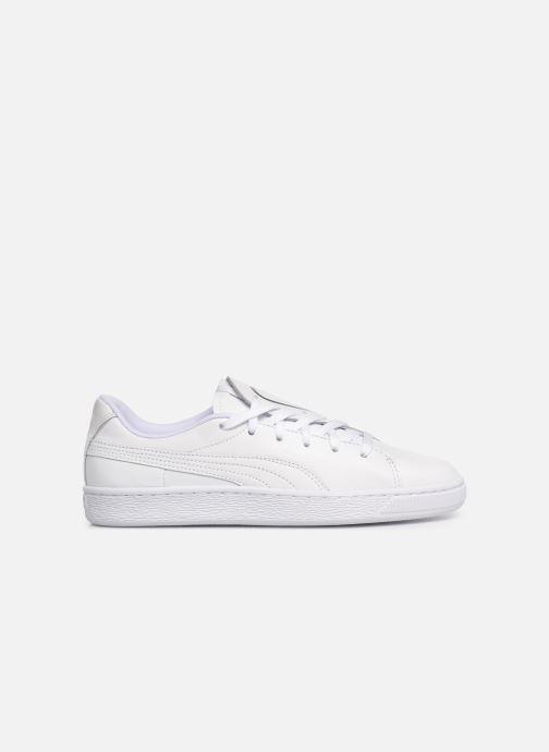 Sneakers Puma Basket Crush Amboss Wit achterkant