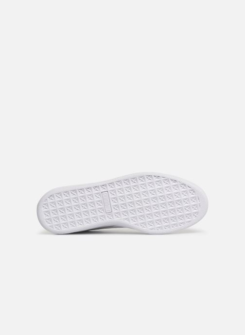 Sneakers Puma Basket Crush Amboss Wit boven