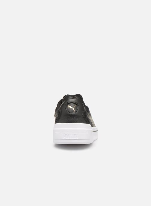 Sneaker Puma Cali-0 schwarz ansicht von rechts