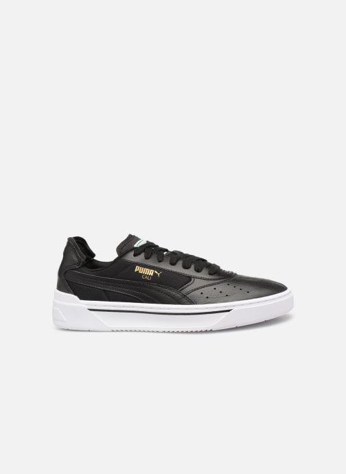 Sneaker Puma Cali-0 schwarz ansicht von hinten