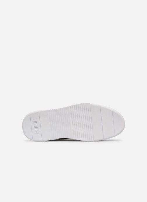 Sneaker Puma Cali-0 schwarz ansicht von oben