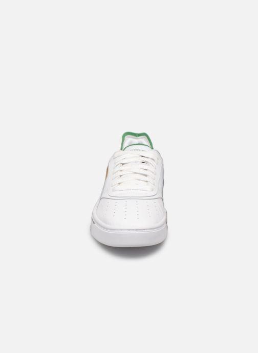 Baskets Puma Cali-0 Blanc vue portées chaussures