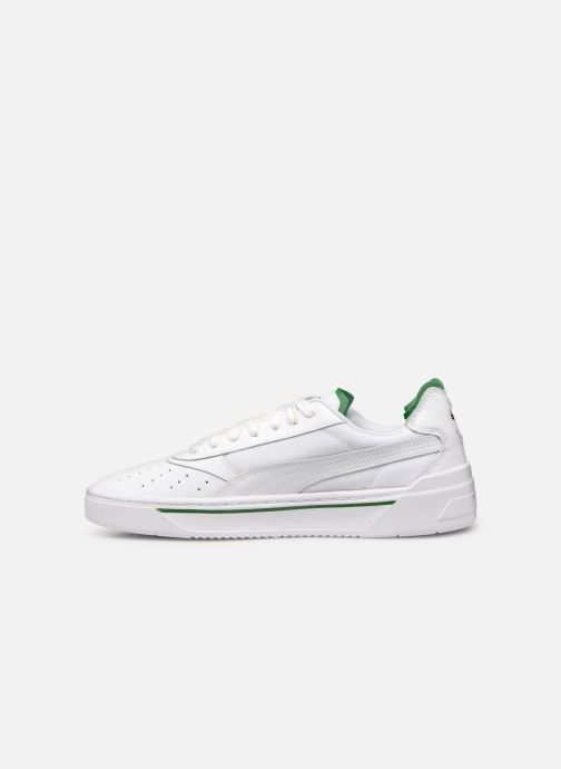 Baskets Puma Cali-0 Blanc vue face