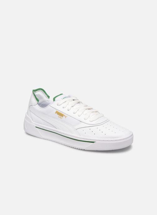 Baskets Puma Cali-0 Blanc vue détail/paire
