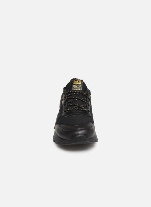 Baskets Puma Rs-0 Trophy Noir vue portées chaussures