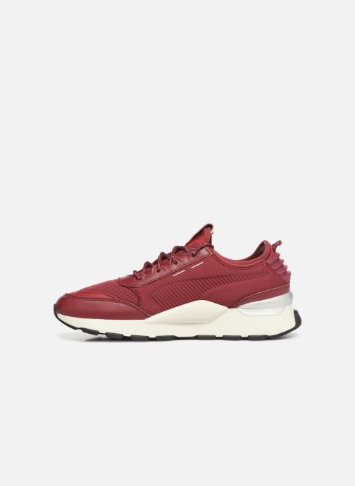 Sneakers Puma Rs-0 Trophy Rød se forfra
