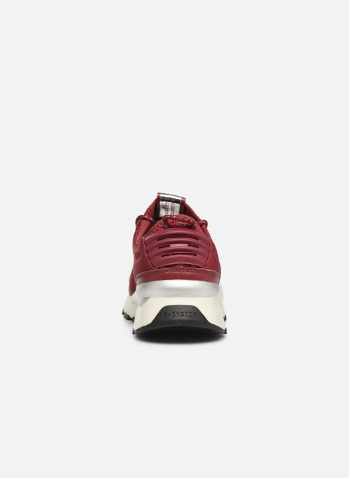 Sneaker Puma Rs-0 Trophy rot ansicht von rechts