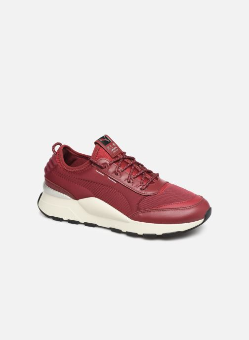 Baskets Puma Rs-0 Trophy Rouge vue détail/paire
