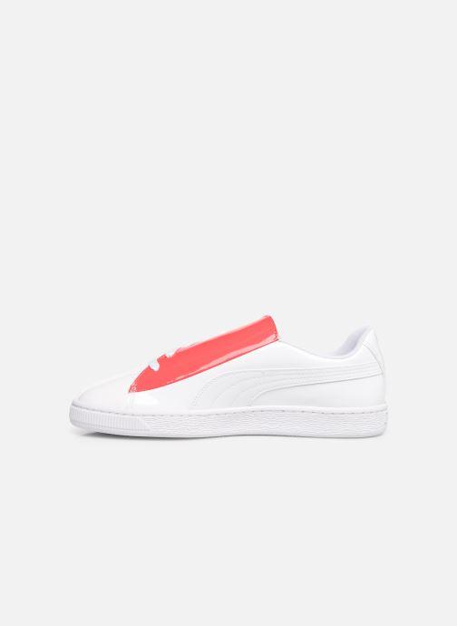 Sneakers Puma Basket Crush Wn'S Wit voorkant