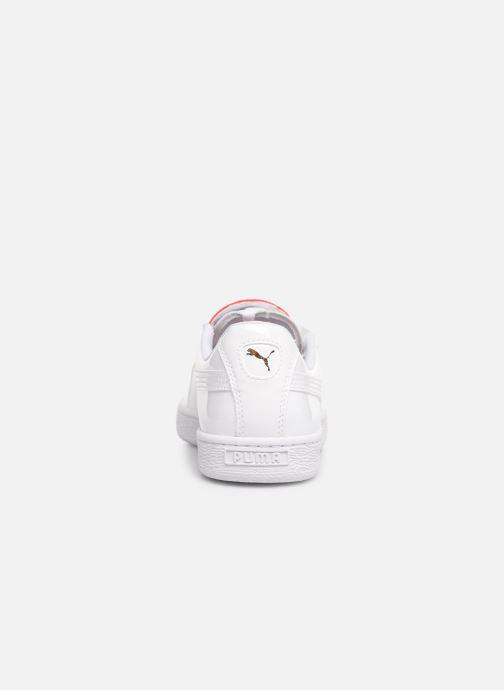 Sneakers Puma Basket Crush Wn'S Bianco immagine destra