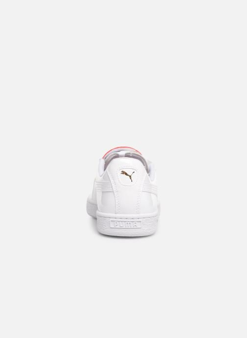 Sneakers Puma Basket Crush Wn'S Wit rechts