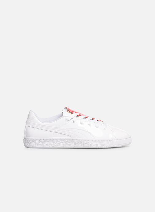 Sneakers Puma Basket Crush Wn'S Wit achterkant