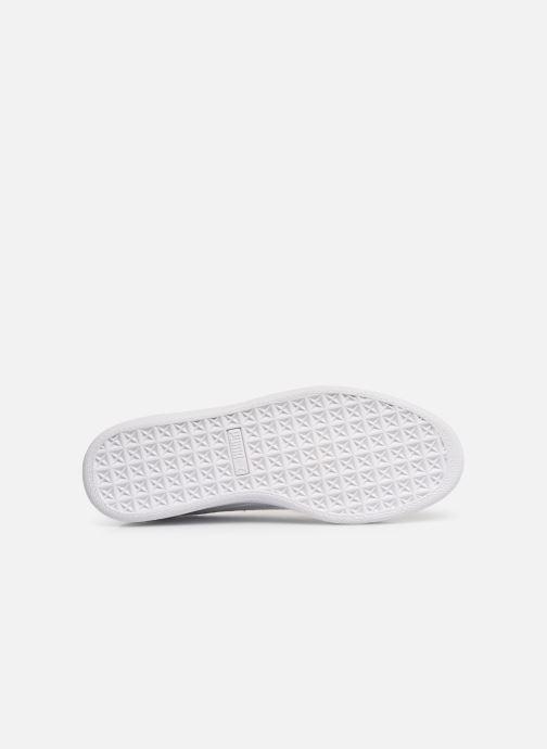 Sneakers Puma Basket Crush Wn'S Bianco immagine dall'alto
