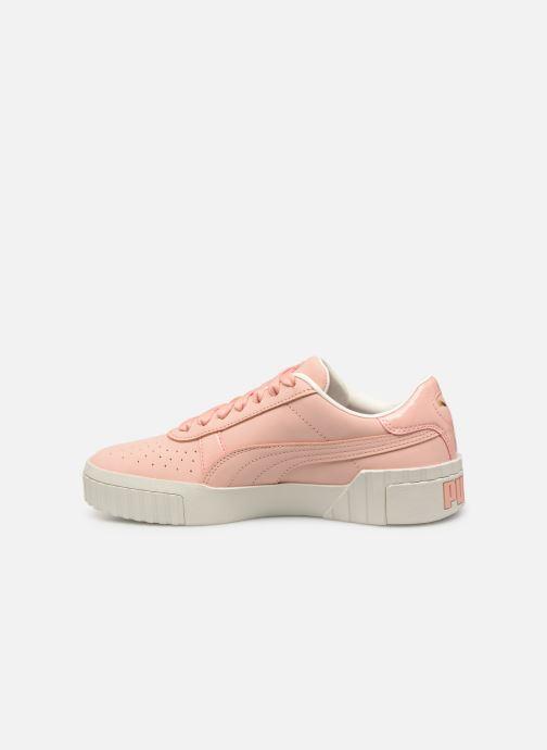 Sneaker Puma Cali Nubuck Wn'S rosa ansicht von vorne