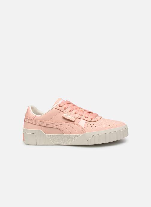 Sneaker Puma Cali Nubuck Wn'S rosa ansicht von hinten