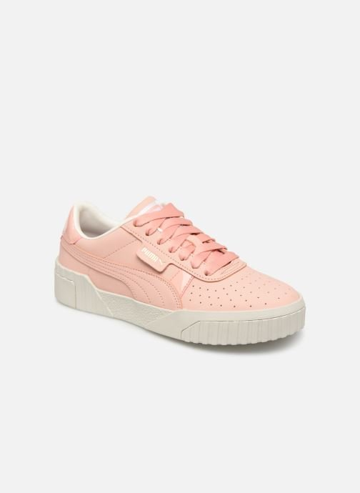 basket puma cali femme rose