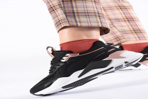 Sneakers Puma Rs-X Trophy Zwart onder