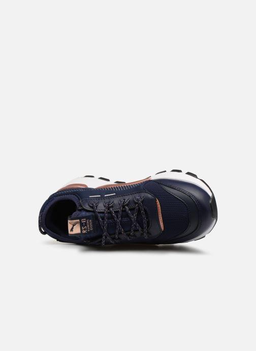 Sneakers Puma Rs 0 Trophy Azzurro immagine sinistra