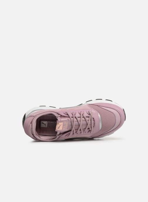 Baskets Puma Rs 0 Trophy Violet vue gauche