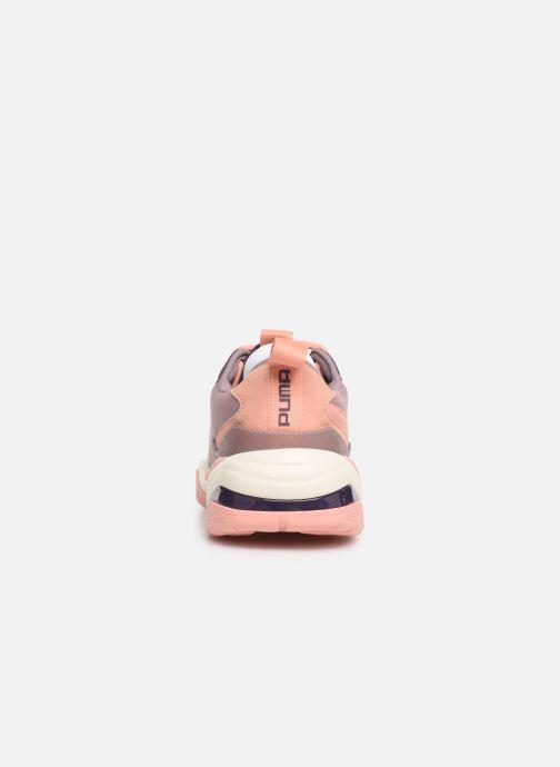 Sneakers Puma Thunder Spectra W Rosa immagine destra