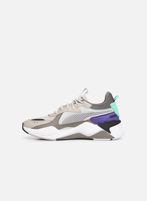 Baskets Puma Rs-X Tracks Gris vue face