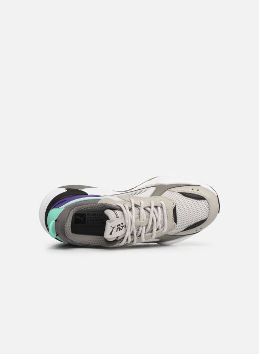 Baskets Puma Rs-X Tracks Gris vue gauche