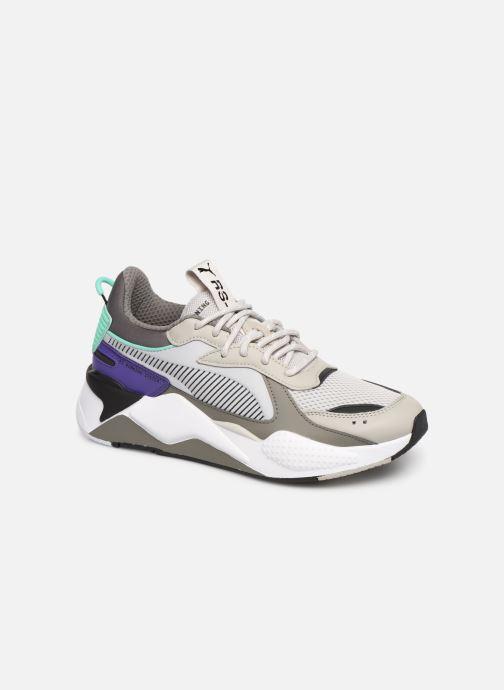 Puma ever track sneakers Black, white and purple sneaker