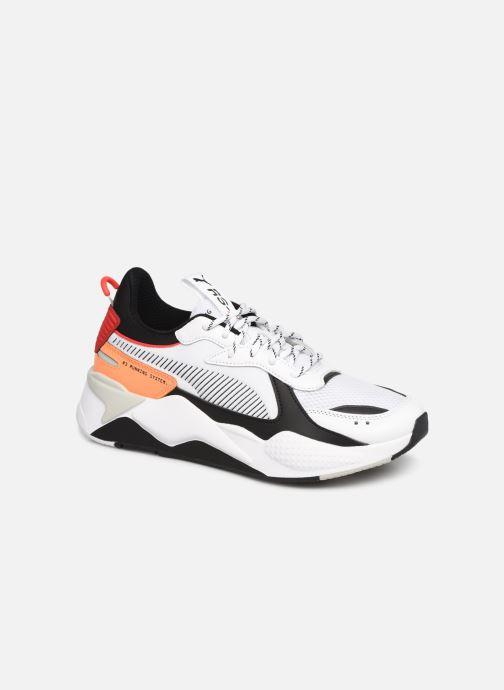 Baskets Puma Rs-X Tracks Blanc vue détail/paire