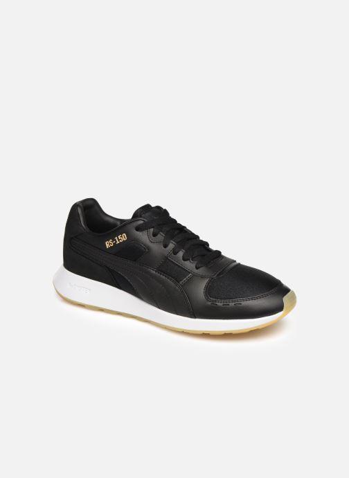 Sneakers Puma Rs-150 Satin Wn'S Sort detaljeret billede af skoene
