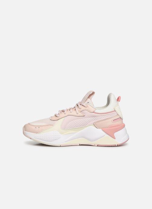 Sneaker Puma Rs-X Tracks rosa ansicht von vorne