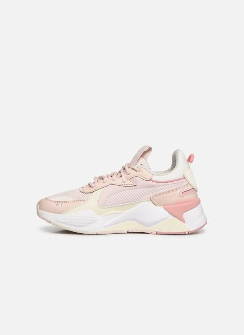 Sneakers Puma Rs-X Tracks Pink se forfra