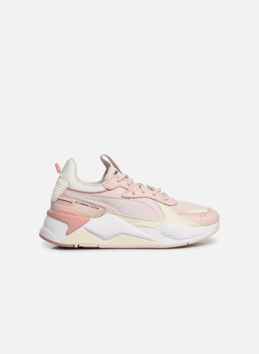 Sneaker Puma Rs-X Tracks rosa ansicht von hinten
