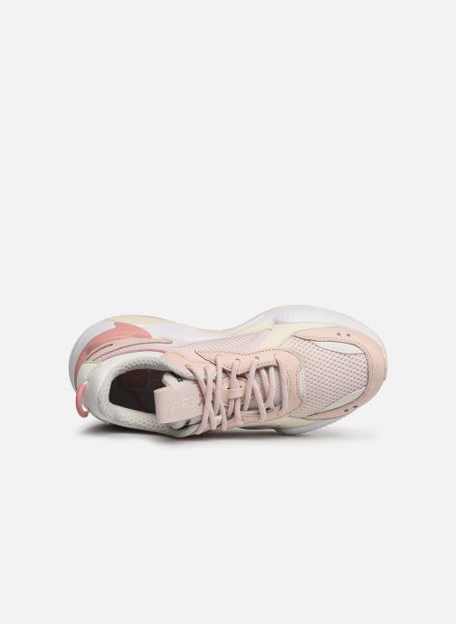 Sneaker Puma Rs-X Tracks rosa ansicht von links