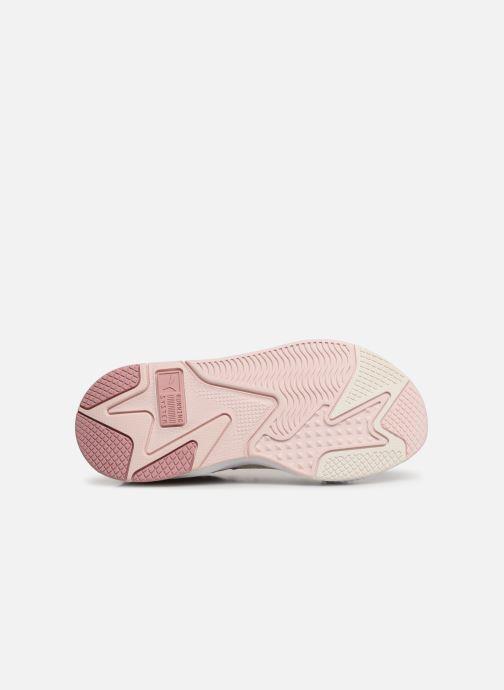 Sneaker Puma Rs-X Tracks rosa ansicht von oben