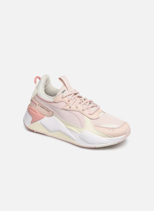 sneakers for cheap 288e1 a45d1 Trainers Puma Rs-X Tracks Pink detailed view  Pair view