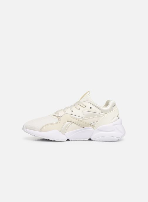 Baskets Puma Nova Grl Boss Wn'S Blanc vue face