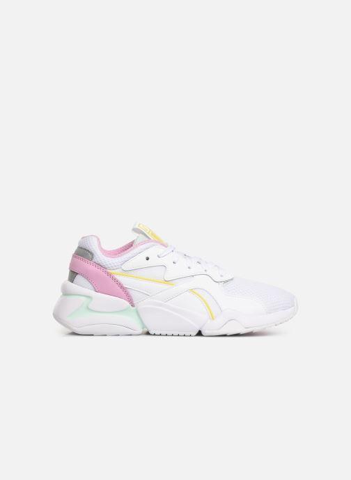 PUMA Nova Mesh sneaker hvid
