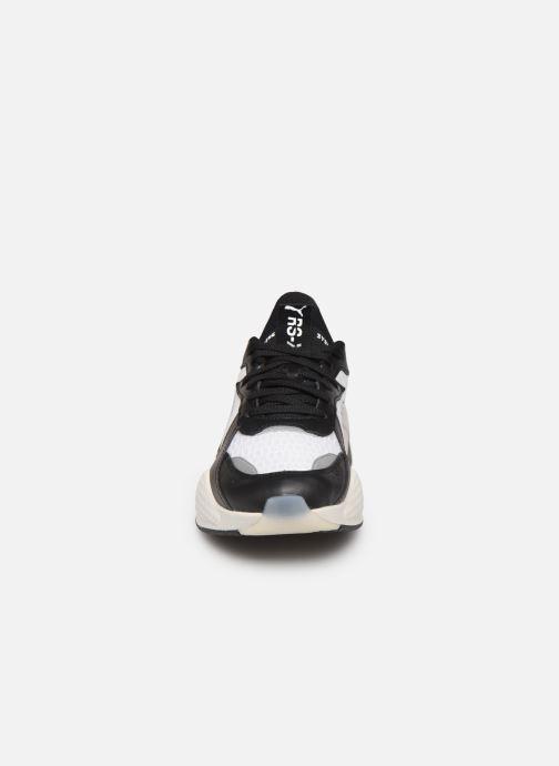 Sneakers Puma Rs-X Tech Grigio modello indossato